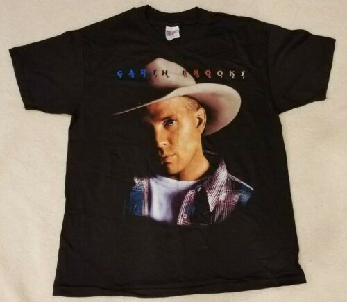 Authentic Vintage Garth Brooks Concert T Shirt