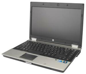 "Hp elitebook 8440P Intel Core I5- 2.4 Ghz - 4Go DDR3 - 250 GO HDD - DVDRW - 14.1"" - Display port (HDMI) - Win 7"