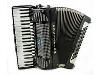 Excelsior 1320 M - Midivox LT - 4 Voice Musette MIDI Piano Accordion - 41 / 120 Bass