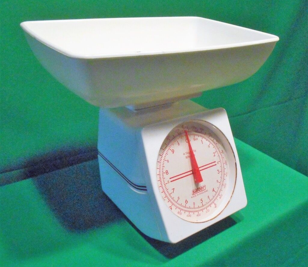 KITCHEN SCALES BY \'SALTER\' MAXIM | in Poole, Dorset | Gumtree