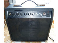 Squire 15 amplifier