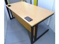 Wooden Office Desks (6 available)
