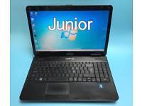 Emachines HD Laptop 3GB Ram, 250GB, Windows 7, Microsoft office,VGood Condition, DVD Drive