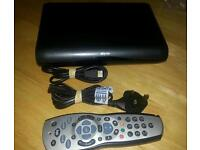Digital sky hd multi room box completely with remote control and hdmi cable