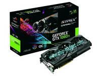 Asus Nvidia GeForce GTX 1080 ti ROG STRIX 11 GB