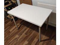 White 120*60cm desk