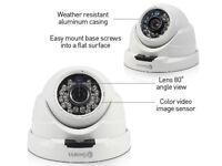 Brand New. Swann NH-819 cameras X 2