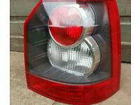 Land rover frelander 2007 rear of side lamp in used but good condition! Can deliver or post!