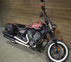 2014 Victory Motorcycles High-Ball Liquidation hivernale 250 mot