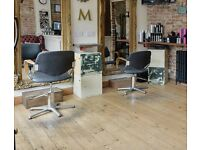 Hairdressing Barber Salon Stylist Chairs x 5- all for £100 job lot . Suit vintage style salon