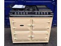 Aga 64 s-series range cooker