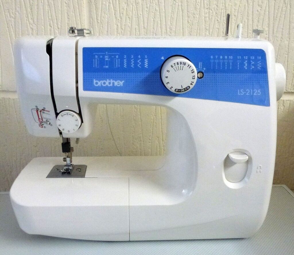 Brother LS-2125 Sewing Machine - Like New