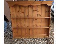 Pine Welsh dresser top in Dereham
