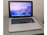 MACBOOK PRO 13 ( mid 2012 ) 8GB RAM 500GB HDD EXCELLENT CONDITION