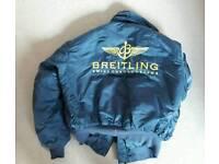 Breitling flight jacket