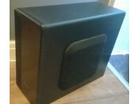 Samsung Stereo Home Cinema PC Subwoofer Speaker System PS-WX30
