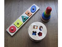 Wooden Toys * Excellent Condition