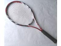 HEAD Microgel Prestige Pro Tennis Racket With Vs Team Mains L5