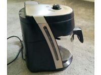 Morphy Richards Coffee Machine for latte, cappuccino,. filter coffee