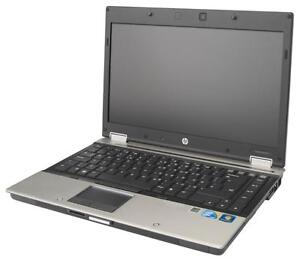 "HP EliteBook 8440p Intel Core i5-520M 2.40 GHz 14"" 4GB 250 GB HDD clean laptop with store warranty"