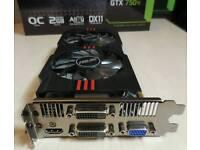 Asus Geforce GTX 750ti (2GB)
