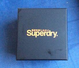 Men's Super Dry Watch