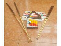 Snooker / Pool equipment