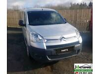 2010 Citroen Berlingo ***BREAKING PARTS AVAILABLE (Partner) VAN