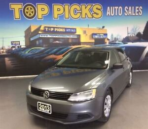 2013 Volkswagen Jetta COMFORTLINE, AUTOMATIC, POWER GROUP, CLEAN