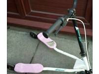FLICKER SCOOTER - If reading this it will still be for sale