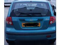 2005 Hyundai Getz 1.3 moted 5/11/18 £700 o.n.o
