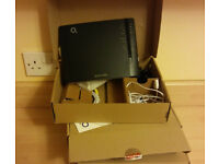 TG589VN V3. O2 Branded WiFi Router with 4 LAN Ports