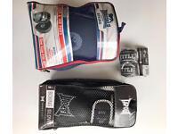 Boxing Gloves 10oz - Curved Hook & Jab Pads