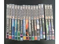Dr Who Dvds & Figures