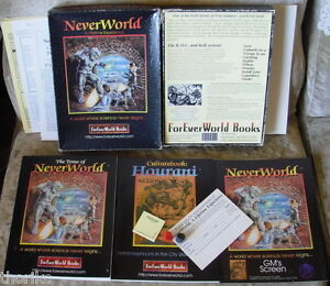 NEVERWORLD-A-Lifetime-Experience-FANTASY-ROLEPLAYING-GAME-BOXED-SET-COMPLETE