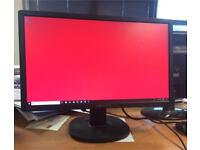 "Hanns•G 20"" PC monitor 