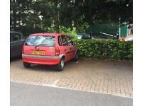 P reg Vauxhall Corsa