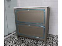 800mm (80cm) wide Vanity Hall bathroom vanity unit (brand new, not been installed!!)