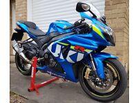 Stunning MotoGP ABS GSXR1000