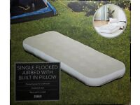 Single flocked airbeds (2)