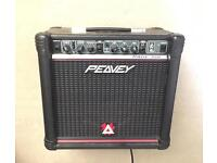 Peavey Rage 158 Guitar Practice Combo Amplifier With Clean And Dirt Channel