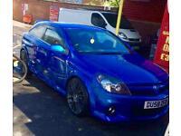 58 plate Vauxhall Astra Vxr