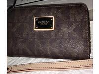 Michael Kors purse / iPhone case