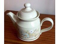 """Royal Doulton """"Florinda"""" Teapot"""