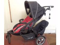Love'N'Care Tandem Pushchair (Phil & Ted's Style)