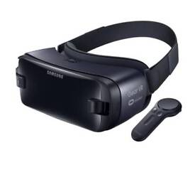 New Samsung gear vr with controller 2017 Free P&P & price is negotiable