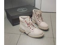 real nude timberlands
