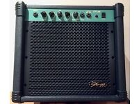 Stagg 20 Bass Amp - As New