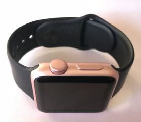 APPLE WATCH SERIES 1 38MM (2ND GEN), STILL ON WARANTY