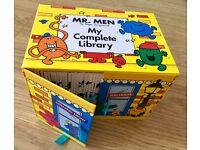 Children's Books - Mr Men Box Set